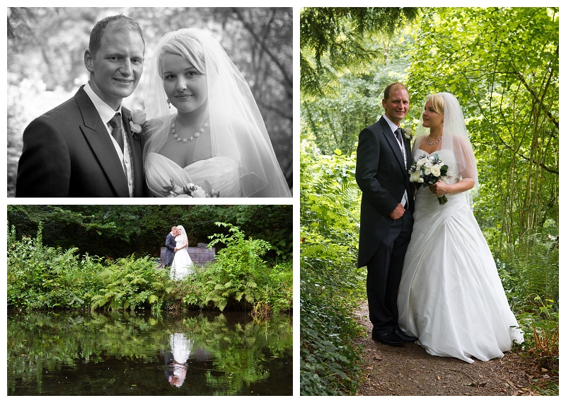 North Devon Wedding Photography | Helen and James | Broomhill Arts hotel
