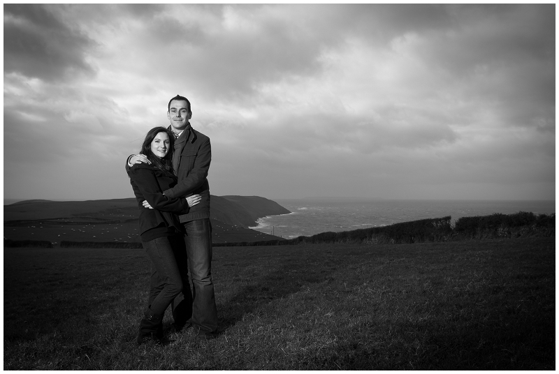 Pickwell Manor Wedding Photography | Winters walk E-shoot | Matt Fryer Photography