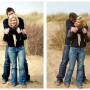 Jenni and Ben - North Devon Beach Engagement Shoot