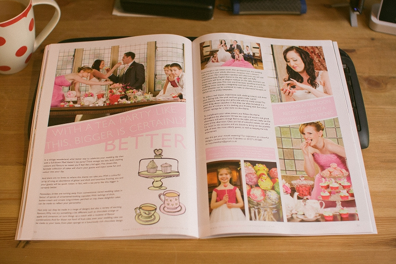Wedding Factor Magazine | Devon Wedding Photography