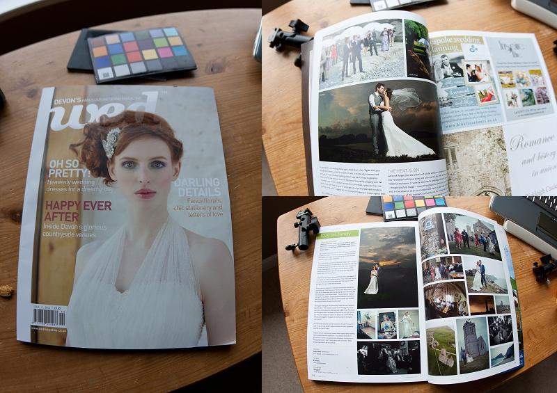 Wed Magazine | Devon Wedding Photography