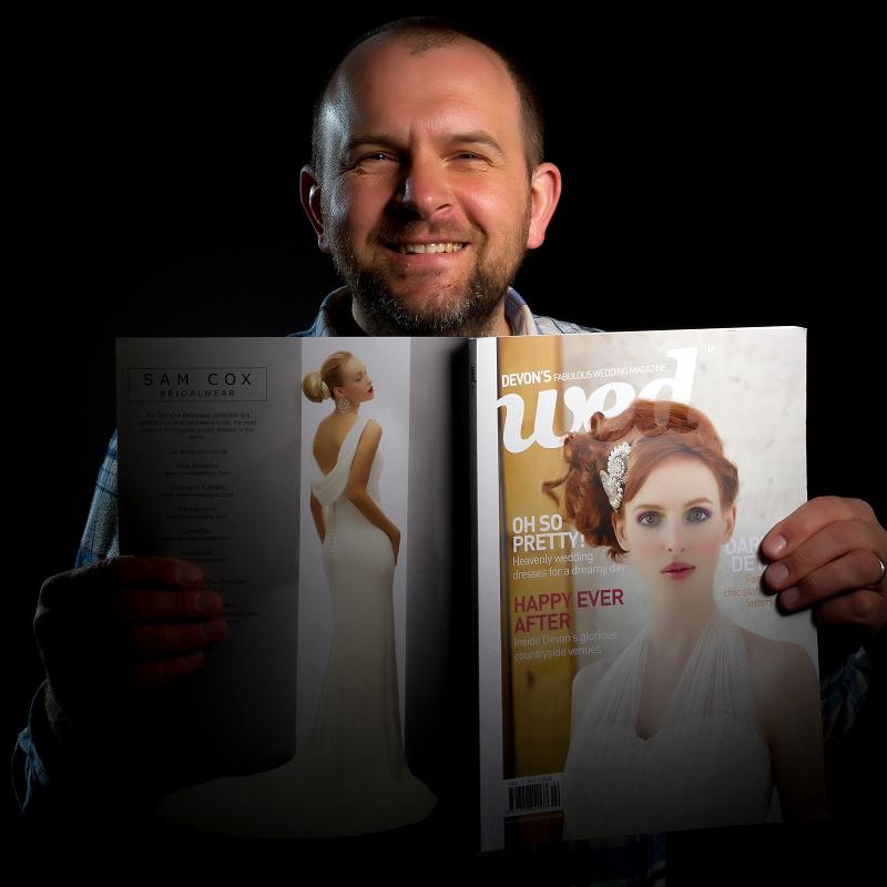 Wed Magazine | Devon Wedding Photography | Matt Fryer