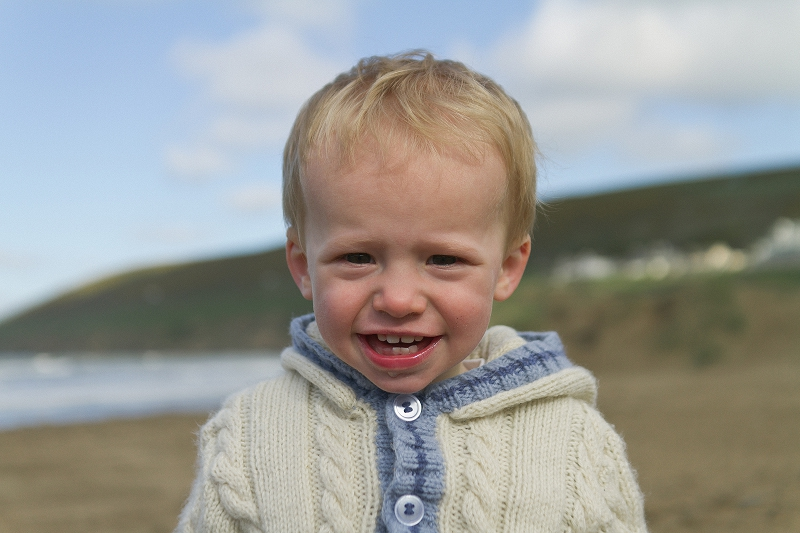 Oliver | Lifestyle Portrait Sessions | North Devon Photography