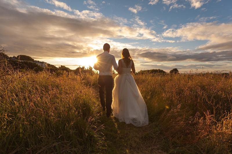 Sophie and Chris | Ilfracombe Tipi Wedding | Devon Wedding Photography