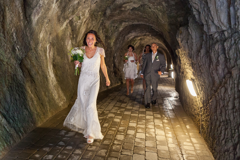 Laura and Mark | Tunnels beaches | Ilfracombe | Wedding Photography