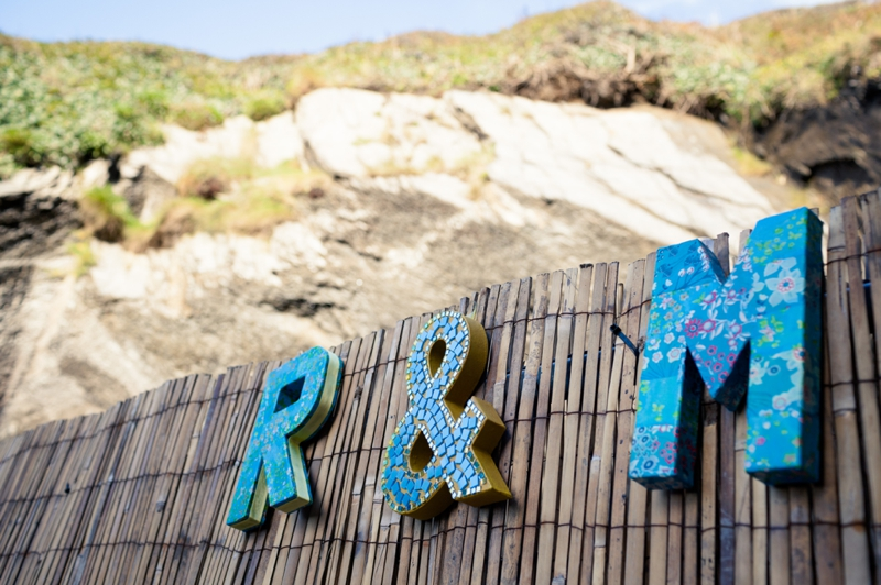 Rosie and Mark | Tunnels Beaches | North Devon Wedding Photography