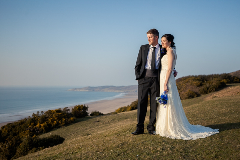 Mark and Jade | North Devon Wedding Photography | Preview Images