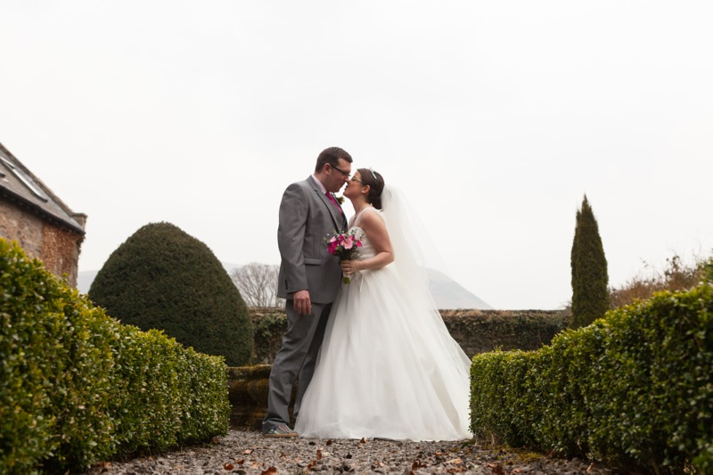 Dan and Lucy |Lake District Wedding Photography | Winder Hall
