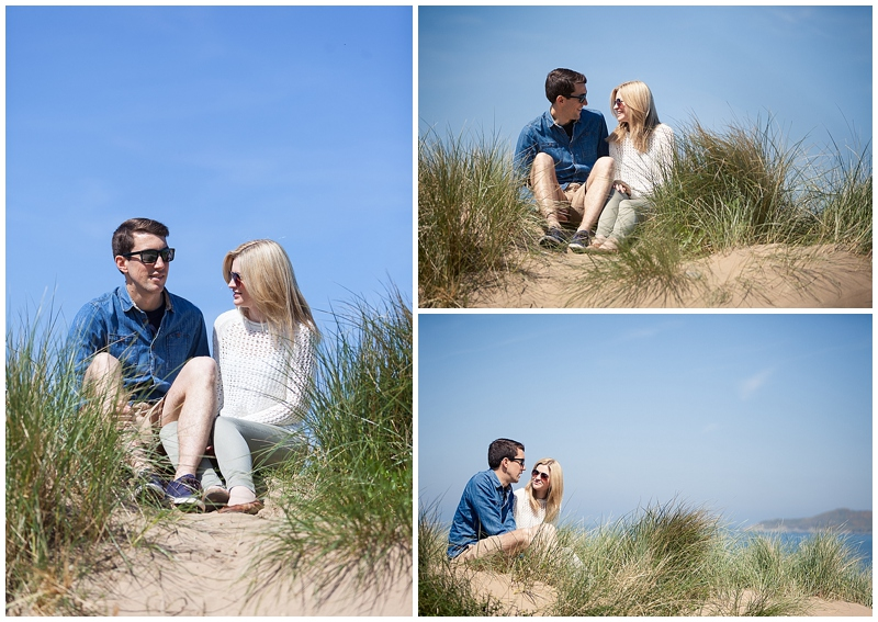 Engagement Photography | Alistair and Liz | North Devon Photographer | Matt Fryer