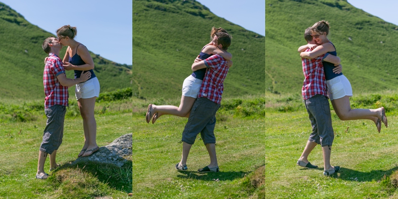 North Devon Wedding Photographer | Matt Fryer | Engagement Photography
