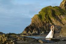 North Devon Wedding Photography - Tunnels Beaches - Matt Fryer Photography