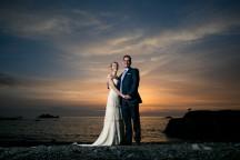 Tunnels Beaches Wedding Photography - Karen and Owen