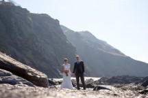 Katherine and Tom - Tunnels Beaches Wedding Photography