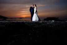 Tom and Emily- Tunnels Beaches Wedding Photography