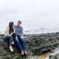 Croyde Beach Engagement Photoshoot
