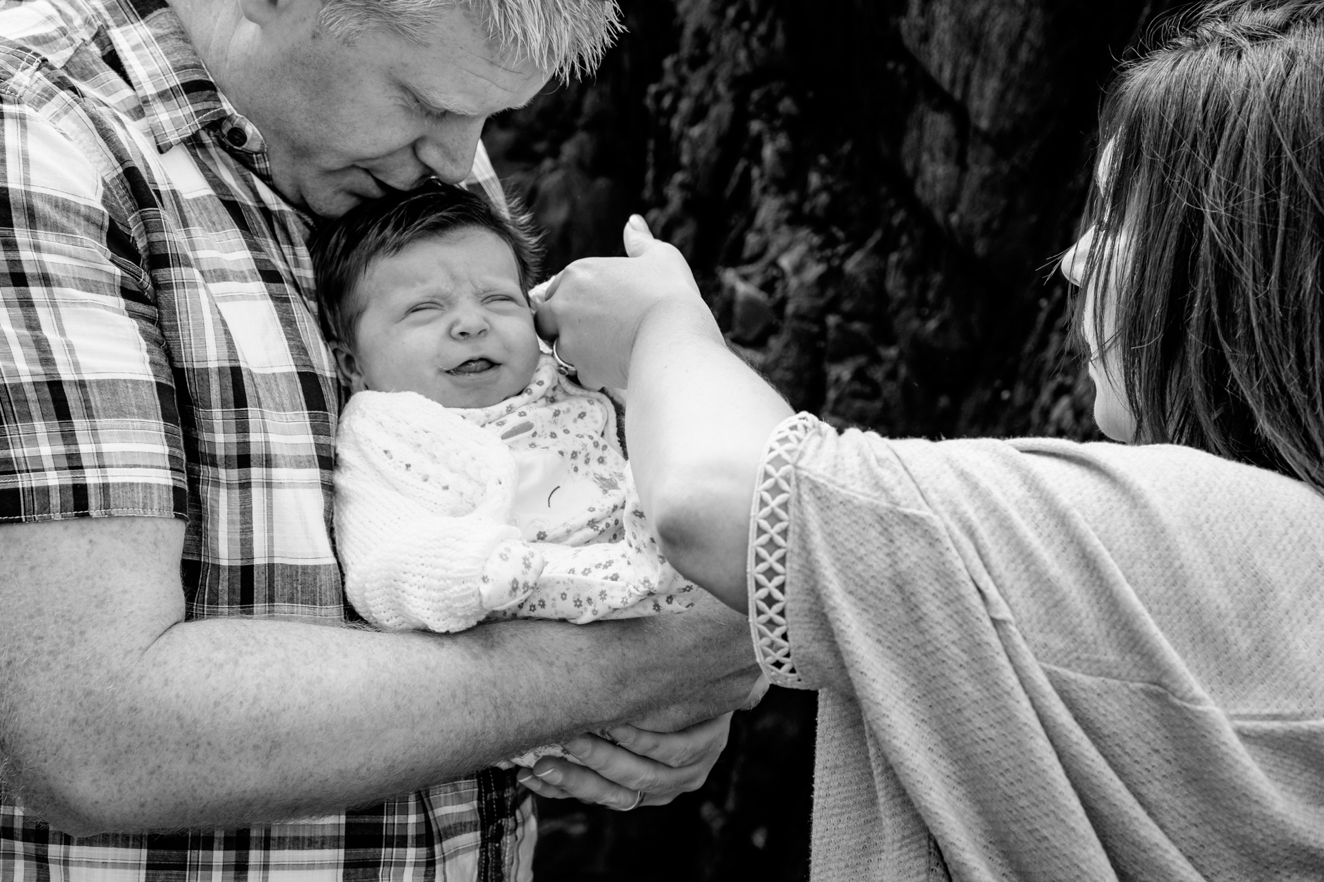 North Devon Family Portrait Photography